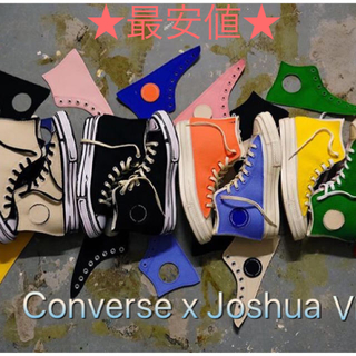 CONVERSE - CONVERSE×Joshua Vides Chuck 70 CT70 29cm