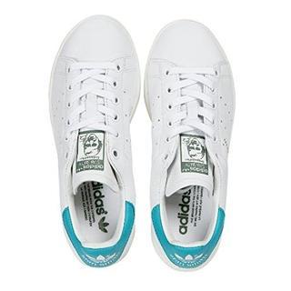 adidas - 新品 未使用 アディダスオリジナルス スタンスミス BY9045 グリーンブルー