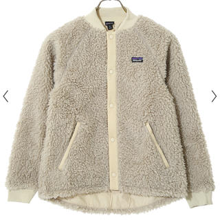 patagonia - Girl's Retro-X Bomber Jacket-NAT