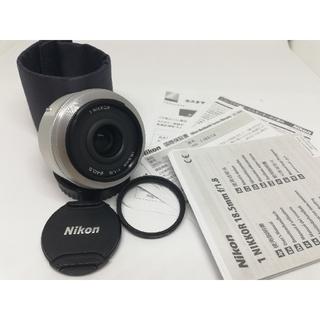 Nikon - 最安価格⭐人気の単焦点⭐Nikon1 NIKKOR 18.5mm f1.8ニコン