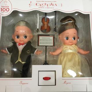 キユーピー(キユーピー)のオーケストラ キューピー人形 非売品(キャラクターグッズ)