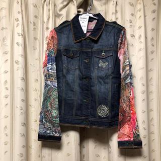 DESIGUAL - デシグアル デニムのジャケット