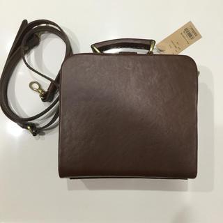 ツチヤカバンセイゾウジョ(土屋鞄製造所)のPappe様 専用 MEZZO   スクエアバッグ(ショルダーバッグ)