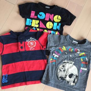 ブリーズ(BREEZE)のbabygap BREEZE デニムアンドダンガリー  男の子 Tシャツ(Tシャツ)