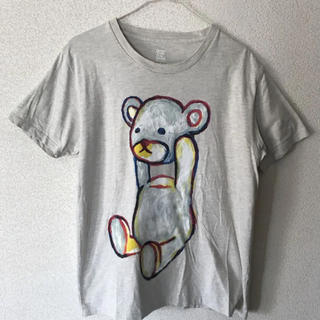 Design Tshirts Store graniph - Design Tshirts Store graniph Bear半袖TシャツS