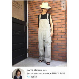BEAMS BOY - journal standard luxeオーバーオール