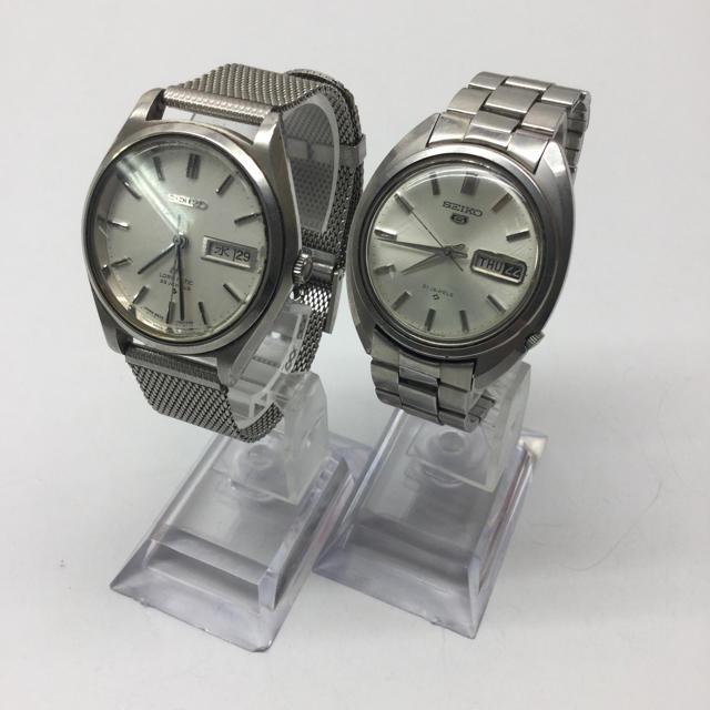 SEIKO - SEIKO 腕時計 2点セット ジャンク品の通販 by ライク's shop|セイコーならラクマ