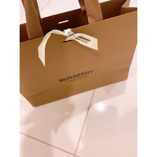 BURBERRY -  Burberry ショップ袋