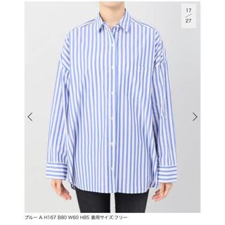 L'Appartement DEUXIEME CLASSE - アパルトモン  OVERSIZE シャツ