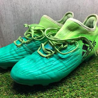 adidas - X16.2     アディダスサッカースパイク24.5cm