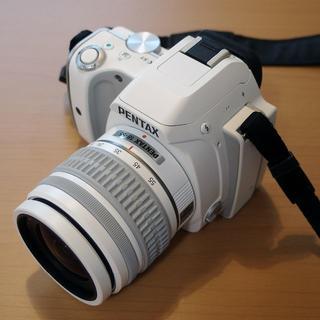 PENTAX - pentax k-s1 ホワイト ダブルズームレンズキット