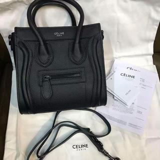 celine - CELINE セリーヌ ラゲージ ナノ ショッパー 2WAYバッグ