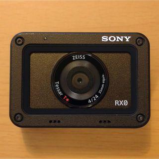 SONY - sony rx0