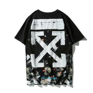 OFF-WHITE -   OFF-WHITE (オフホワイト) Tシャツ メンズシャツ