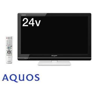 アクオス(AQUOS)の液晶テレビ SHARP AQUOS(テレビ)