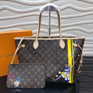 LOUIS VUITTON - ルイヴィトントートバッグモノグラムレディース人気バッグ