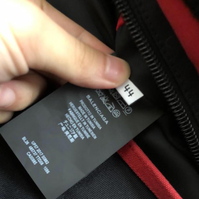 Balenciaga(バレンシアガ)のbalenciaga c shape メンズのジャケット/アウター(ダウンジャケット)の商品写真