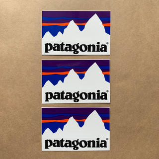 patagonia - patagonia SHOP STICKER パタゴニア ショップステッカー