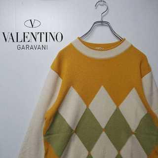ヴァレンティノガラヴァーニ(valentino garavani)のVALENTINO GARAVANI 日本製 ニット セーター 376(ニット/セーター)