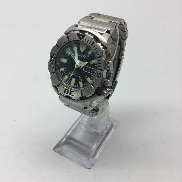SEIKO - SEIKO 腕時計 ジャンク品の通販 by ライク's shop|セイコーならラクマ