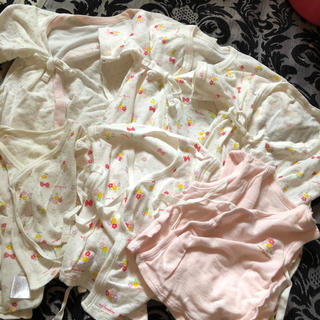 西松屋 - 新生児 肌着 まとめ売り