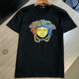 ヴェルサーチ(VERSACE)のVERSACE メンズ Tシャツ 新品  L(Tシャツ/カットソー(半袖/袖なし))
