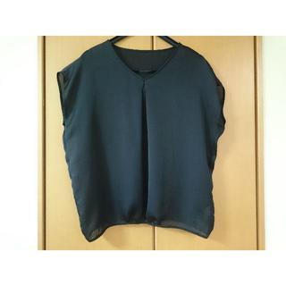 コムサデモード(COMME CA DU MODE)のK.T (キヨコ タカセ) ブラウス(シャツ/ブラウス(半袖/袖なし))