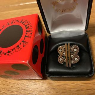 テンダーロイン(TENDERLOIN)の人気品! TENDERLOIN ダラー リング 8K ゴールド シルバー 925(リング(指輪))