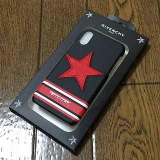 ジバンシィ(GIVENCHY)のGIVENCHY ジバンシー iPhoneX スマホケース (iPhoneケース)
