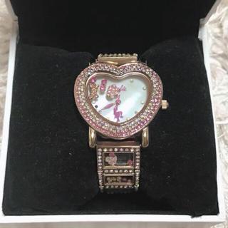 バービー(Barbie)のBarbie♡キラキラ時計(腕時計)