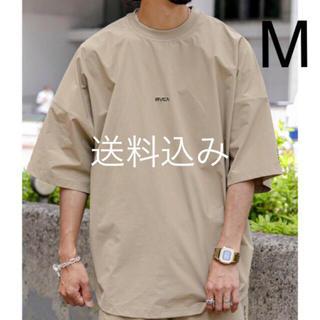 ルーカ(RVCA)の【M】RVCA ルーカ SMALL NEW WORLD SS ビッグ Tシャツ(Tシャツ/カットソー(半袖/袖なし))