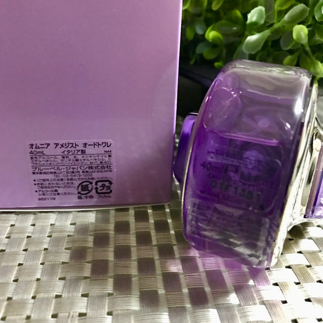BVLGARI(ブルガリ)のBVLGARI オムニア アメジスト 40ml コスメ/美容の香水(香水(女性用))の商品写真