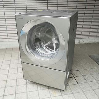 Panasonic - 美品 パナソニック キューブル NA-VG2200R ドラム式洗濯乾燥機
