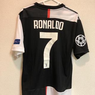 adidas - ユベントス チャンピオンズリーグ ユニフォーム 19-20 ロナウド