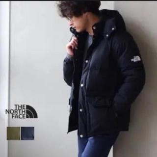 THE NORTH FACE -  ノースフェイス キャンプシエラ  黒 XL ダウンジャケット 2018