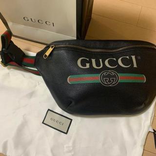 Gucci - GUCCI ウエストポーチ ベルトバッグ