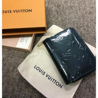 LOUIS VUITTON - ルイヴィトン コインケース シリアルあり 確実正規品