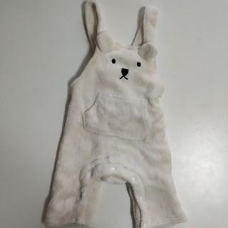 babyGAP - クマさんサロペット 80サイズ