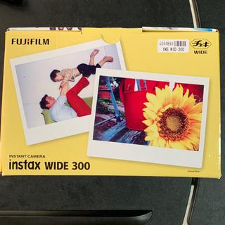 フジフイルム(富士フイルム)のぴうい様専用 チェキ instax WIDE 300(フィルムカメラ)
