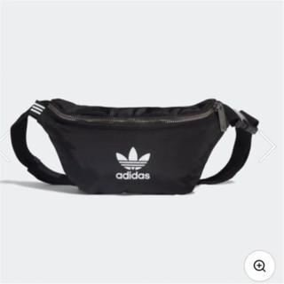 adidas - adidas originals waistbag 黒