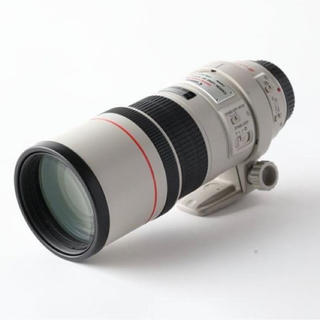 Canon - CANON EF300mm F4L IS USM