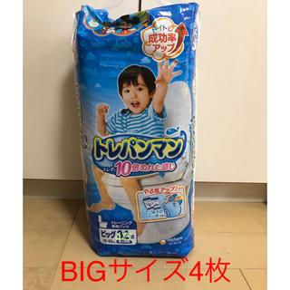 Unicharm - トレパンマン 男の子用BIGサイズ 4枚組