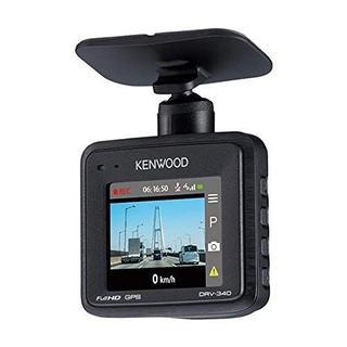 KENWOOD - KENWOOD ケンウッド ドライブレコーダー DRV-340 GPS搭載 フル