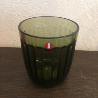 イッタラ(iittala)のイッタラ Raami  ラーミ タンブラー モスグリーン 260ml(グラス/カップ)