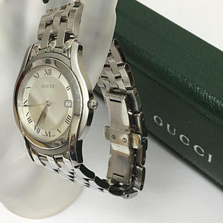 Gucci - 正規品 グッチ GUCCI 5500M腕時計