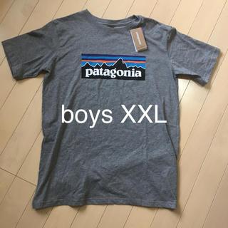 patagonia - Patagonia パタゴニア Tシャツ ボーイズ boy's P-Logo