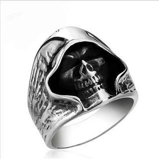 死神リング メンズリング(リング(指輪))