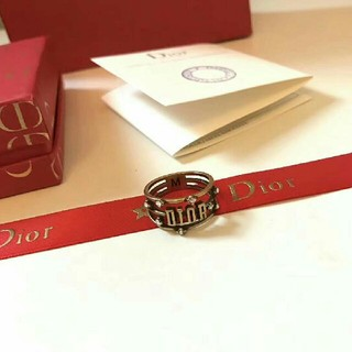 Dior - お勧め DIOR  ディオール  アクセサリー リング お洒落