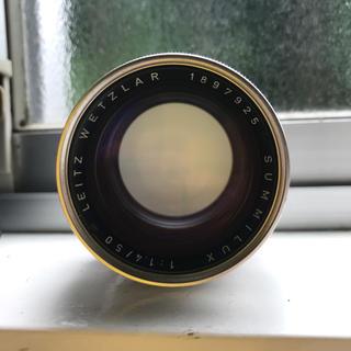LEICA - ライカ ズミルックス 50mm f1.4 leica summilux