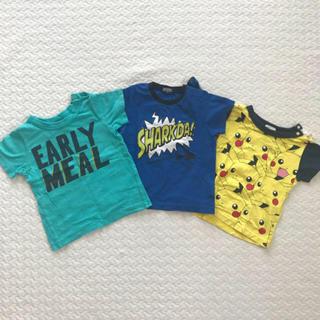 ブリーズ(BREEZE)の80サイズ Tシャツ 3枚セット BREEZE KID BOW(Tシャツ)